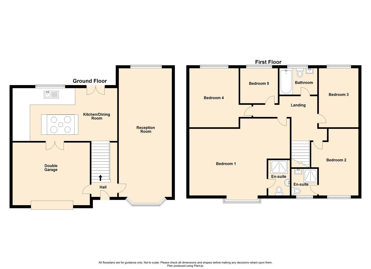 5 Bedroom Detached House For Sale - 14 Eskdale Close.jpg
